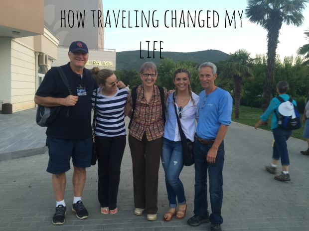 how traveling changed my life